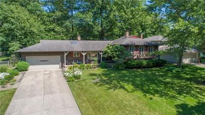 Highland Heights Single Family Home For Sale: 1061 Oakview Drive