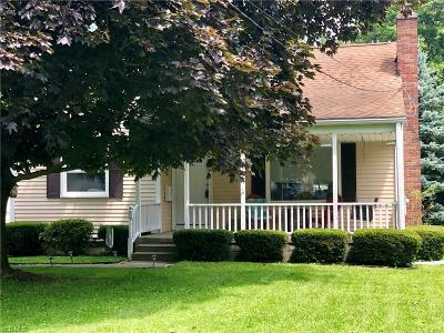 Boardman OH Single Family Home For Sale: $89,900