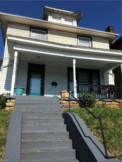 Zanesville Single Family Home For Sale: 161 S 7th Street