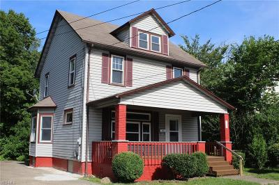 Single Family Home Active Under Contract: 759 S Lincoln Avenue