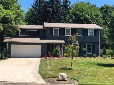 Warren Single Family Home For Sale: 550 Thorn