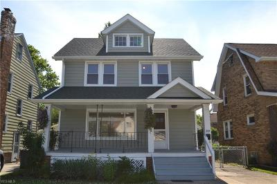 Lakewood OH Single Family Home Pending: $179,000