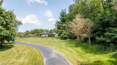 Single Family Home For Sale: 3900 Alliance Road