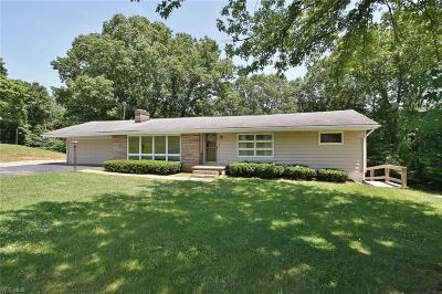 Single Family Home For Sale: 2980 E Military Road