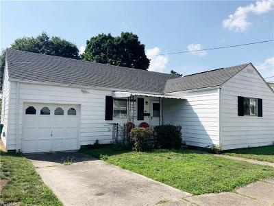 Vienna Single Family Home For Sale: 4103 8th Avenue