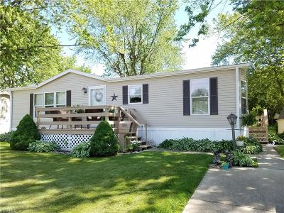 Madison Single Family Home For Sale: 105 1st Street