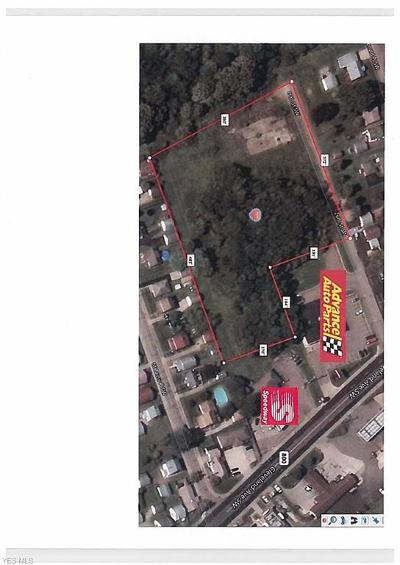 Canton Residential Lots & Land For Sale: 26th Street