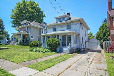 Painesville OH Single Family Home For Sale: $98,500