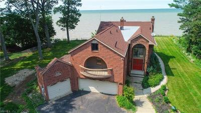 Bay Village Single Family Home For Sale: 25120 Lake Road