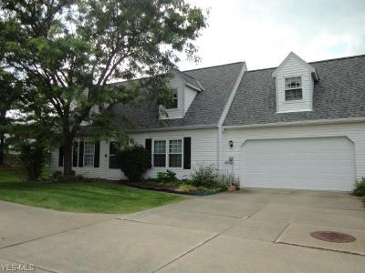 Strongsville OH Condo/Townhouse For Sale: $167,500