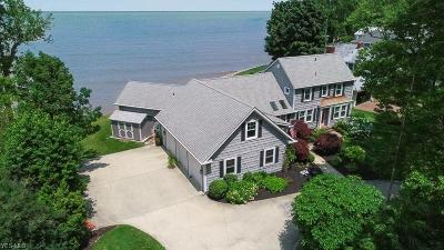 Madison Single Family Home For Sale: 5945 Shore Drive