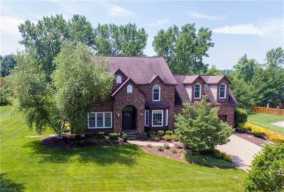 Concord Single Family Home Active Under Contract: 8050 Carriage Hills Drive
