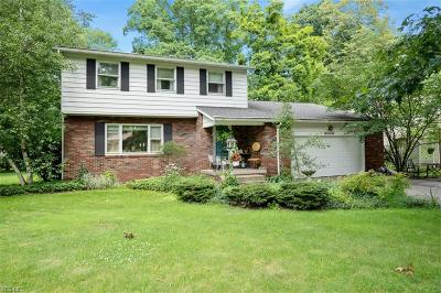 Boardman OH Single Family Home For Sale: $170,000