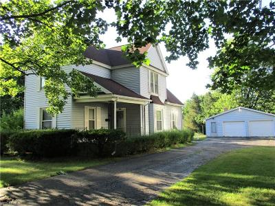 Conneaut Single Family Home Active Under Contract: 176 W Main Road