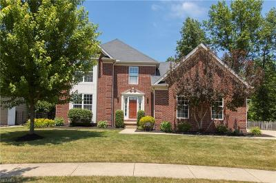Avon Lake Single Family Home Active Under Contract: 31892 Pondside Drive