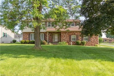 Poland Single Family Home For Sale: 2388 Country Lane
