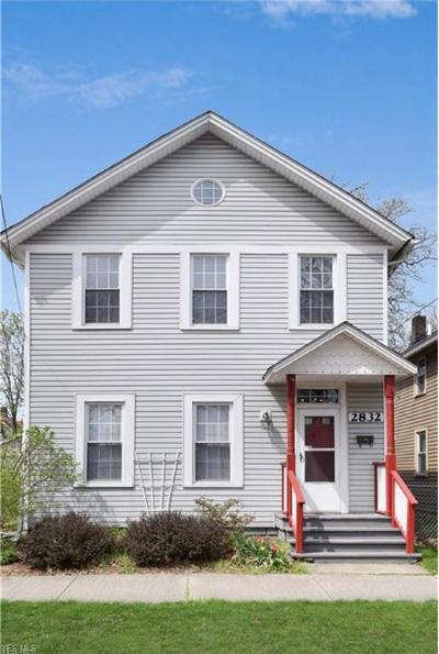 Cleveland Single Family Home For Sale: 2832 W 12th Street