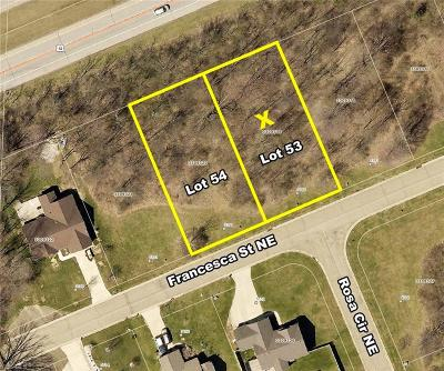 Stark County Residential Lots & Land For Sale: Francesca Street