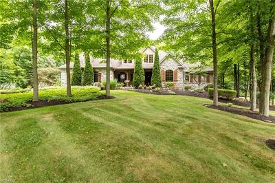 Single Family Home For Sale: 18065 Chanticleer Court