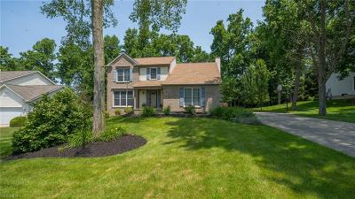 Twinsburg Single Family Home Active Under Contract: 2127 Demi Drive