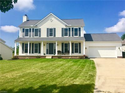 Medina County Single Family Home Active Under Contract: 354 Meadowcreek Drive