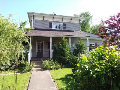 Andover Single Family Home For Sale: 251 W Main Street