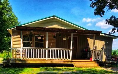 Perry County Single Family Home Active Under Contract: 6665 Cimarron Road