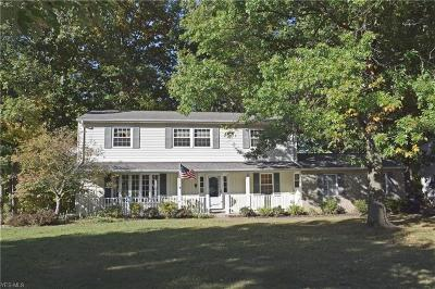 Brecksville Single Family Home For Sale: 9885 Whitewood Road