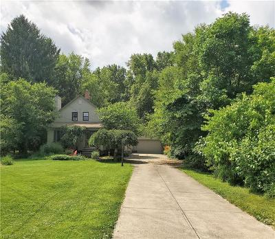 Olmsted Falls Single Family Home Active Under Contract: 26537 Bagley Road