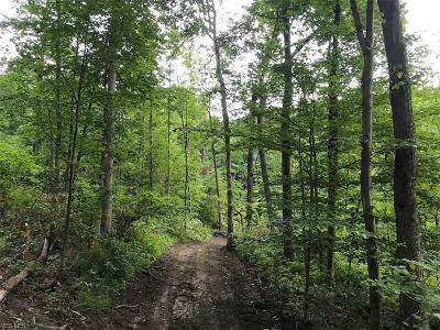 Muskingum County Residential Lots & Land Active Under Contract: Pert Hill Road