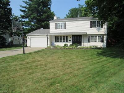 North Olmsted Single Family Home For Sale: 24146 Woodmere Drive