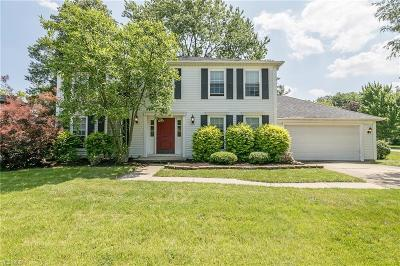 Strongsville Single Family Home For Sale: 15215 Forestwood Drive