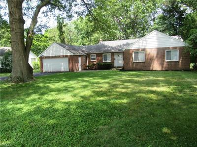 North Olmsted Single Family Home For Sale: 5921 Louis Drive