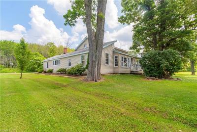 Conneaut Single Family Home For Sale: 6693 Bushnell Road