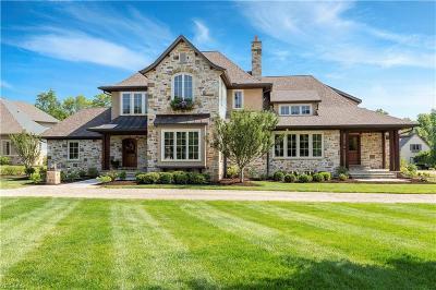 Brecksville Single Family Home For Sale: 9475 Glen Drive