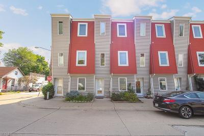 Cleveland Condo/Townhouse For Sale: 2571 W 9th Street
