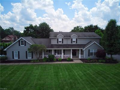 Canfield Single Family Home For Sale: 3963 Fairway Drive