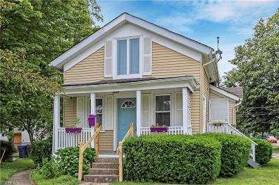 Painesville Single Family Home For Sale: 131 W High Street