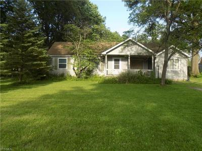 Single Family Home Active Under Contract: 7707 Fitch Road