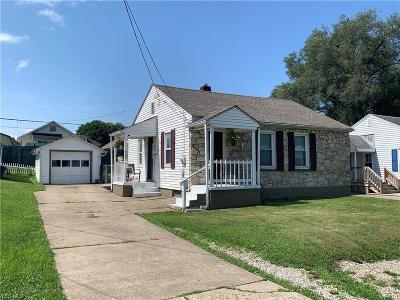 Zanesville Single Family Home For Sale: 926 Fess Street