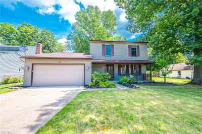 Willoughby Single Family Home For Sale: 2825 Reeves Road