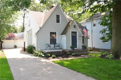 Single Family Home For Sale: 3067 Warren Road