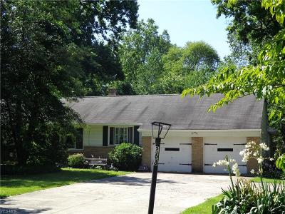 Northfield Single Family Home Active Under Contract: 268 Timberlane Drive