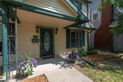 Bay Village Single Family Home For Sale: 25042 Lake Road