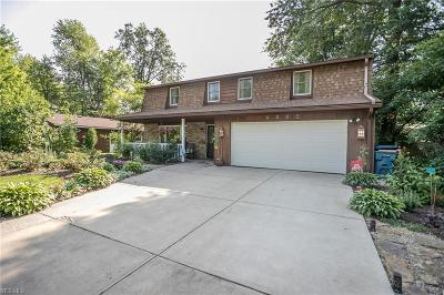North Ridgeville Single Family Home For Sale: 6553 Miller Drive