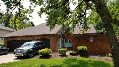Strongsville Single Family Home Active Under Contract: 17194 Gold Rush Drive