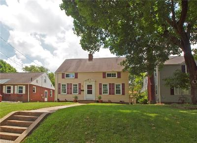 Canton Single Family Home For Sale: 1200 Colonial Boulevard