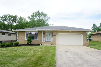 Single Family Home For Sale: 4010 Stary Drive