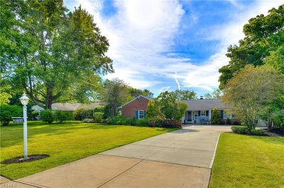 Single Family Home Active Under Contract: 23511 Letchworth Road