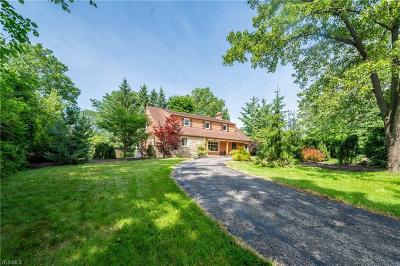 Shaker Heights Single Family Home For Sale: 17575 S Woodland Road